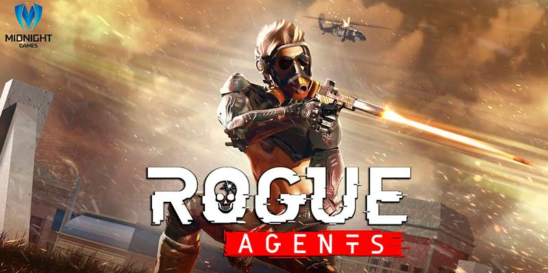 Rogue Agents tựa game bắn súng online đầy hấp dẫn