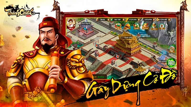 Thành Chiến Moblie game mobile chiến thuật mới đến từ Việt Nam