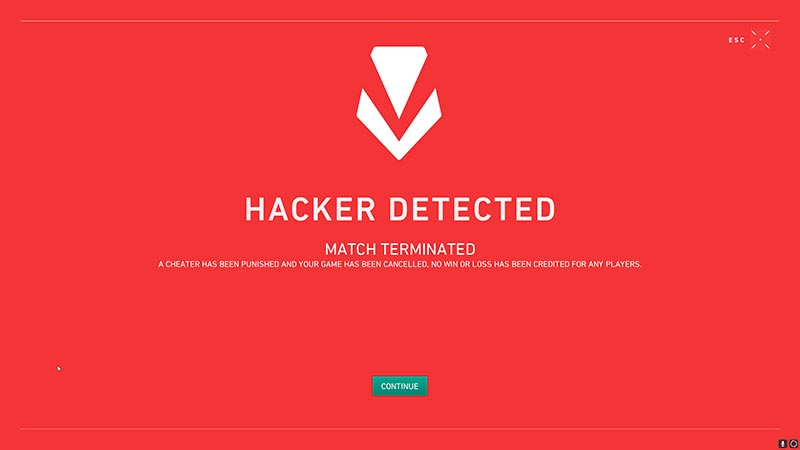 Valorant Anti Cheat - Vanguard