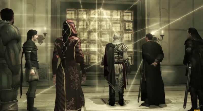 Assassin's Creed 2 - Bí mật tại căn hầm tại Rome hé lộ và hành trình báo thù của Ezio kết thúc (P5)