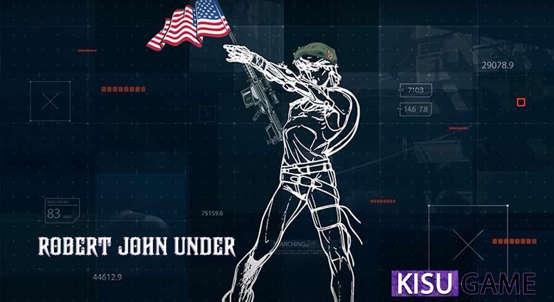 Cyberpunk 2077 - Robert John Under tham gia quân ngũ Mỹ
