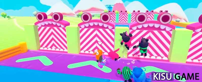DoorDash - Mẹo chơi game online pc Fall Guys thú vị