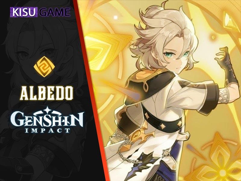 Genshin Impact - Albedo