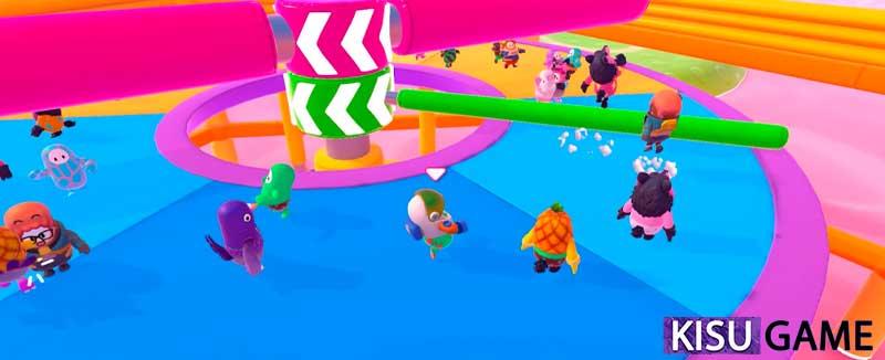 Jump Club - Mẹo chơi Fall Guys Review
