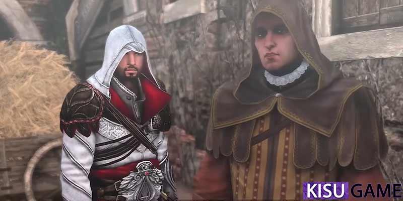 Ezio tìm gặp cả trùm băng cướp La Volpe để mở rộng mạng lưới tình báo