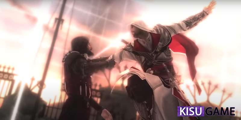 Assassin's Creed Brotherhood - Cuộc chiến cuối cùng của Ezio Auditore và Cesare Borgia