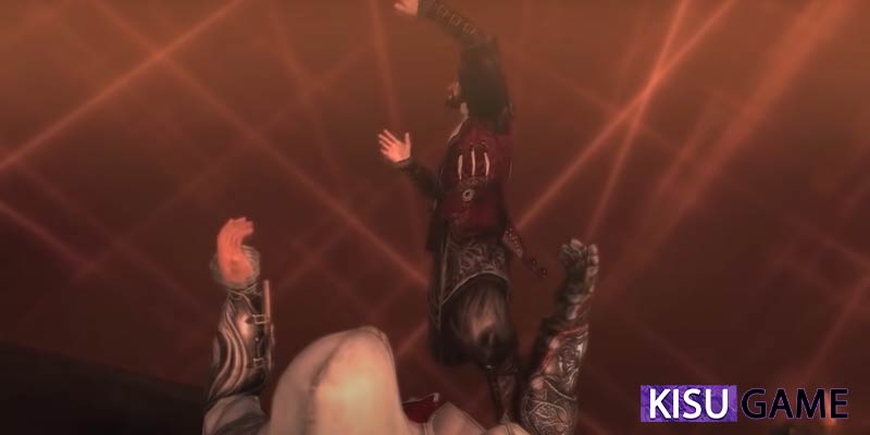 Assassin's Creed Brotherhood cuộc chiến của hai thủ lĩnh Ezio Auditore và Cesare Borgia kết thúc