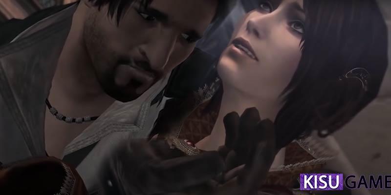 Assassin's Creed Brotherhood Ezio Auditore vĩnh biệt Cristina Vespucci mối tình đầy đau thương