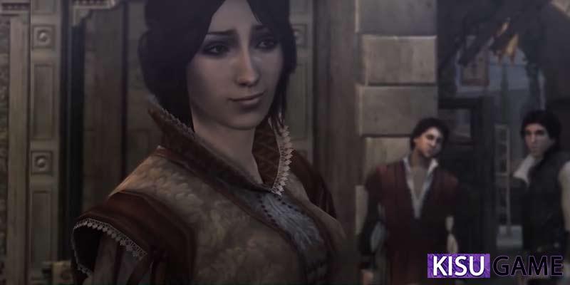 Assassin's Creed Brotherhood Ezio Auditore gặp gỡ Cristina Vespucci lần đầu tiên