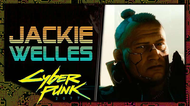 Jackie Welles là nhân vật đồng bọn Cyberpunk 2077 review là quan trọng không kém nhân vật chính V