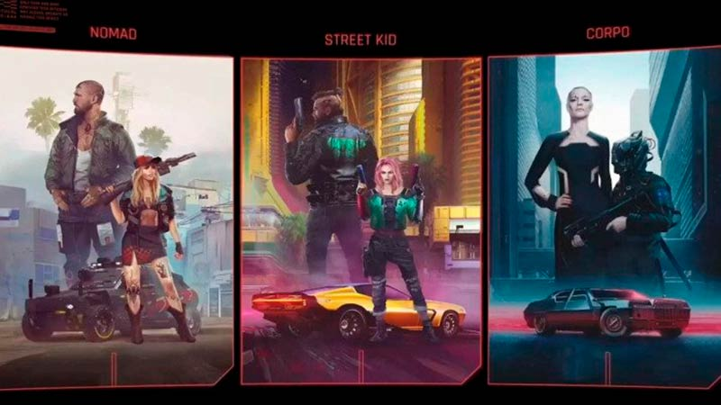 Cyberpunk 2077 review với 3 lifepaths: Nomad, Street Kid, Coprorate