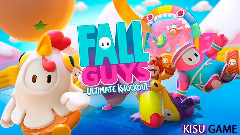 Fall Guys Steam tựa game online trực tuyến dễ chơi và dễ tiếp cận