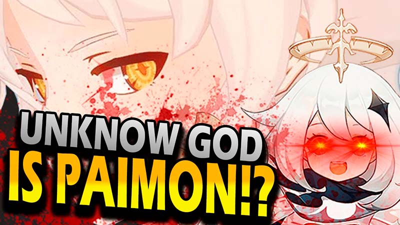 Genshin Impact - Giả thiết Paimon - The Unknown God