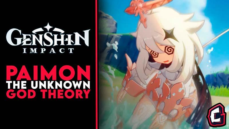 Genshin Impact - Paimon - The Unknown God