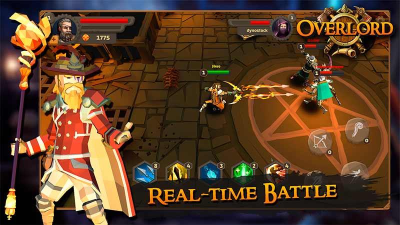 Overlord - Gameplay game mobile sinh tồn đỉnh cao đến từ Việt Nam