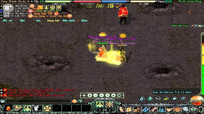 Game online PC Võ Lâm Truyền Kỳ 1 - Thiếu Lâm - Cách build, lên đồ, tăng điểm, tăng kỹ năng