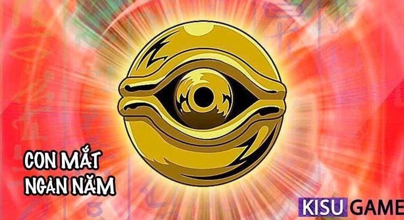 Con Mắt Ngàn Năm - Millennium Eye - 7 Bảo Vật Ngàn Năm Yugi Oh