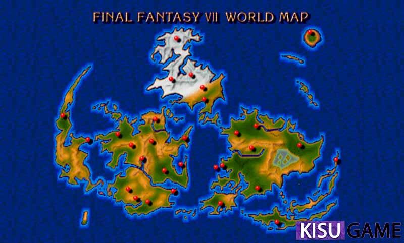 Final Fantasy 7 - Cốt truyện game sự ra đời của Dự án Jenova ở thế giới Gaia
