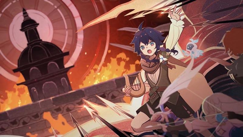 Genshin Impact - Bí ẩn về 7 vị thần Archon - cuộc chiến Archon War