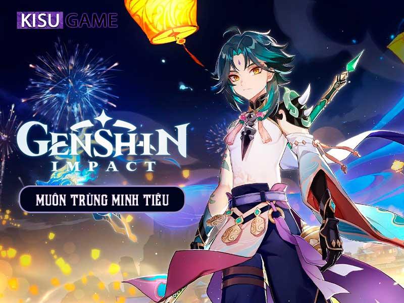 Genshin Impact - Hướng dẫn cách chơi sự kiện Cờ cơ quan