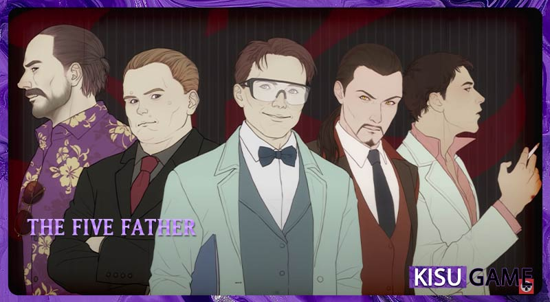The Five Father - Cốt truyện game HitMan