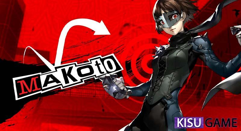 Persona 5 - Makoto gia nhập Phantom Thieves of Heart
