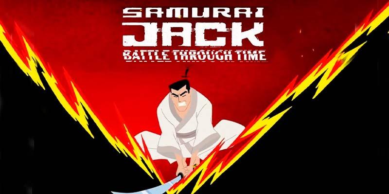 Giới thiệu Samurai Jack: Battle Through Time