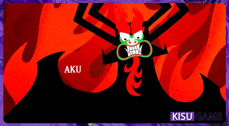 Aku - Nhân vật phản diện trong Samurai Jack series và cả Samurai Jack: Battle Through Time