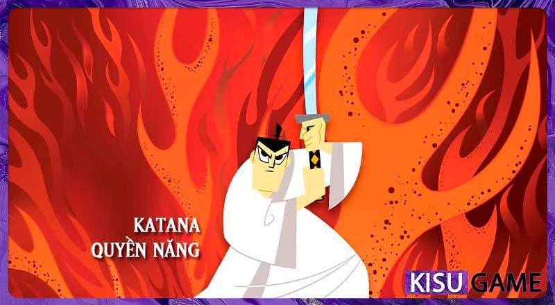 Kanata Quyền Năng trong cốt truyện game Samurai Jack Battle Through Time và Samurai Seasons 5