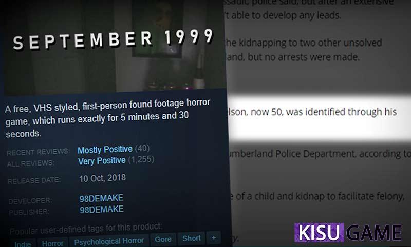 September 1999 phân tích cốt truyện game