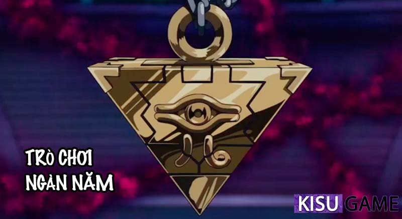 Trò Chơi Ngàn Năm - Millennium Puzzle - 7 Bảo Vật Ngàn Năm Yugi Oh