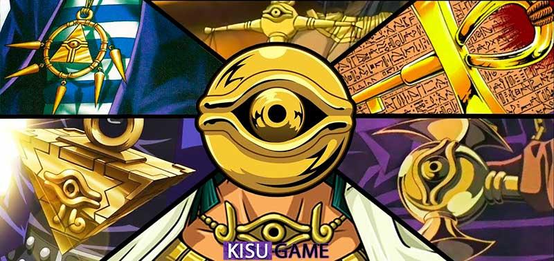 Vua bài Yugi Oh - Bí mật của 7 Bảo Vật Ngàn Năm bí ẩn