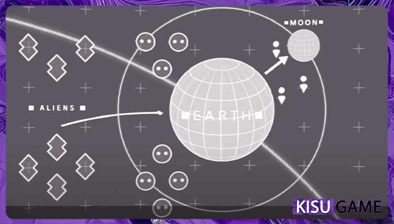 Nier Automata cốt truyện game bắt đầu từ cuộc tấn công của người ngoài hành tinh