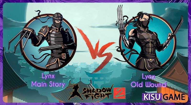 Lynx - Tên boss đầu tiên của cốt truyện game Shadow Fight 2