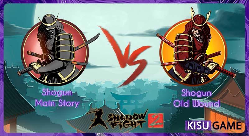 Shosun - Tên boss thứ 6 của cốt truyện game đối kháng Shadow Fight 2
