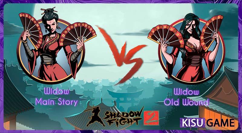 Window - Tên boss thứ 5 của cốt truyện game hành động Shadow Fight 2