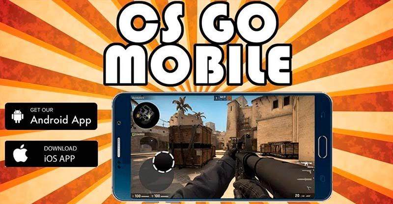 CS:GO Mobile tựa game bắn súng FPS online mobile hay nhất 2021