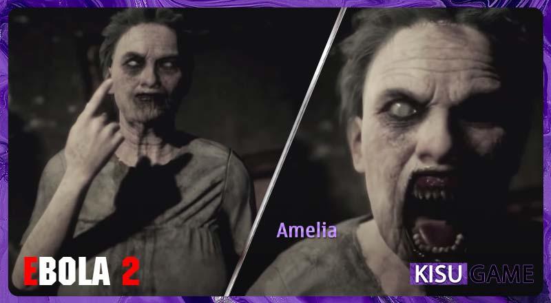 Amelia - Nhân vật kinh dị đầu tiên xuất hiện trong cốt truyện game Ebola 2
