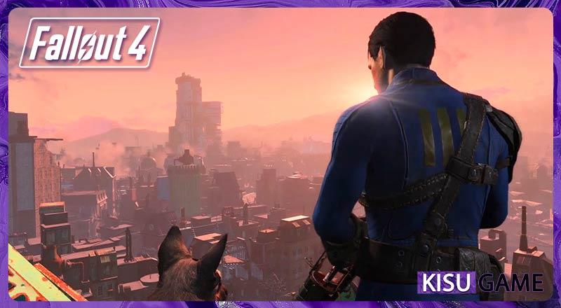 Fallout 4 - Review gameplay của tựa game thế giới mở khoa học viễn tưởng