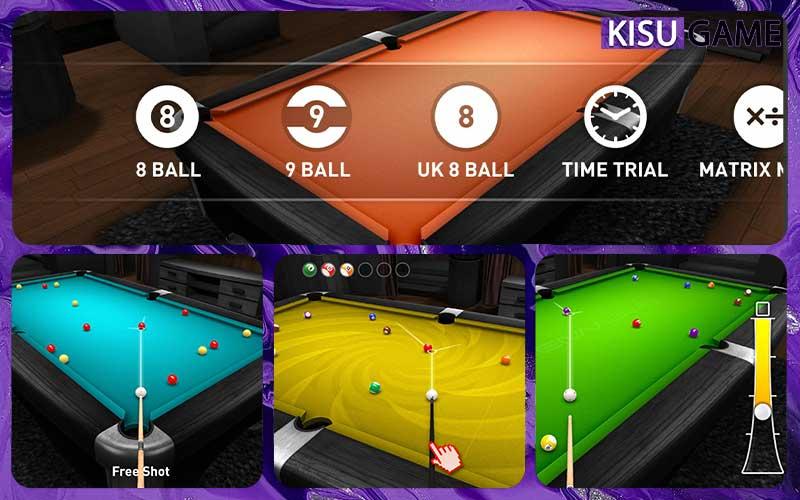 Real Pool 3D (Poolians) game bida trên iphone và android cực nổi