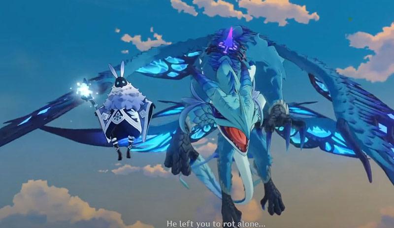 Genshin Impact - Thế lực bí ẩn Abyss Order
