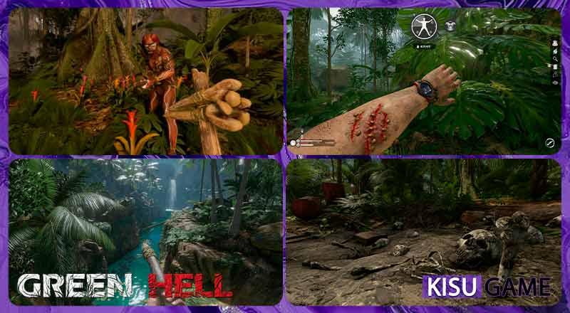 Green Hell - Tóm tắt cốt truyện game sinh tồn nhập vai Địa Ngục Xanh lừng danh