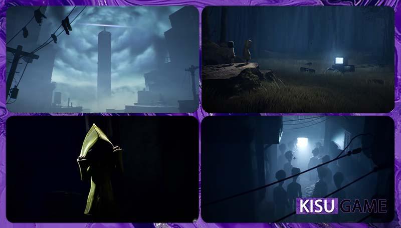 Little Nightmares 1 cốt truyện game sinh tồn kinh dị với những nhân tố bí ẩn hấp dẫn