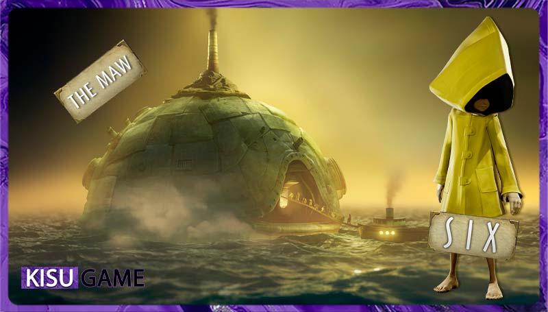 Little Nightmares 1 - Tóm tắt cốt truyện game kinh dị sinh tồn với nhân vật chính là Six