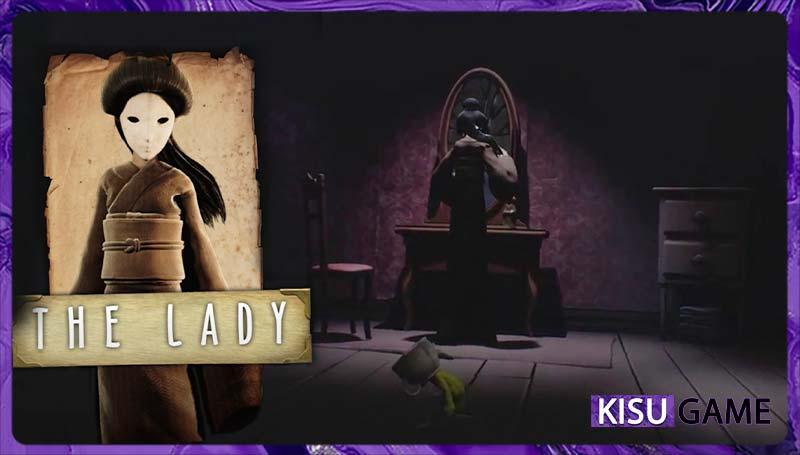 The Lady - Nhân vật phản diện chính của cốt truyện game offline Little Nightmare