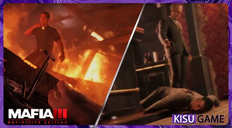 Sự cố lớn đầu tiên trong cốt truyện game Mafia 3 Definitive Edition