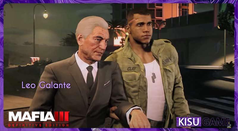 Leo Galante được Hội Đồng cử đến Lincoln trong ending cốt truyện game Mafia 3 Definitive Edition