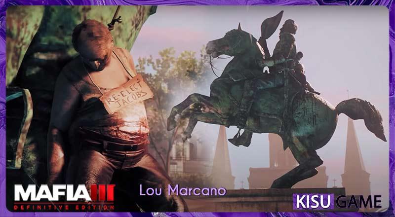 Một ending đầy đau thương của Uncloe Lou trong cốt truyện game Mafia 3: Definitive Edition