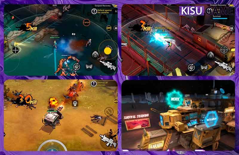 The Fifth Ark - Top game nhập vai mobile hay nên chơi
