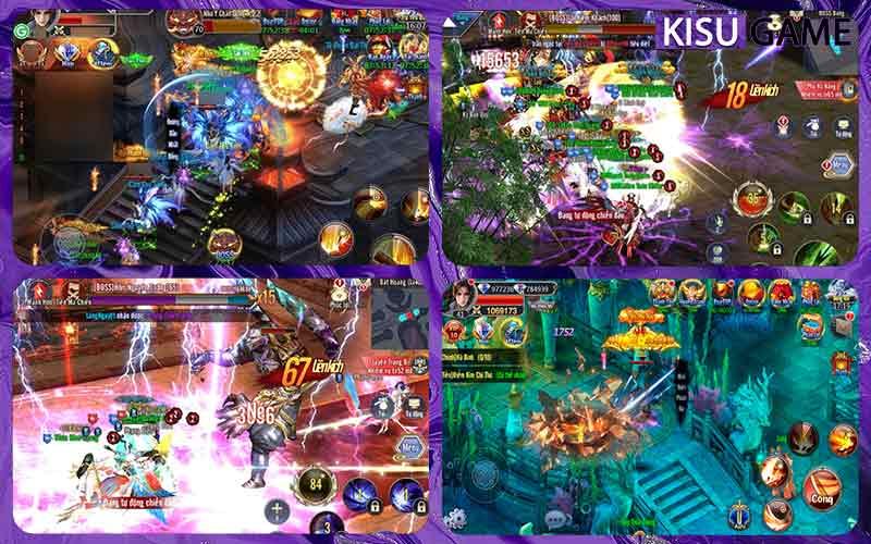 Game kiếm hiệp PC hay - Tiên Kiếm Kỳ Hiệp 7 - Legend of Sword and Fairy VII